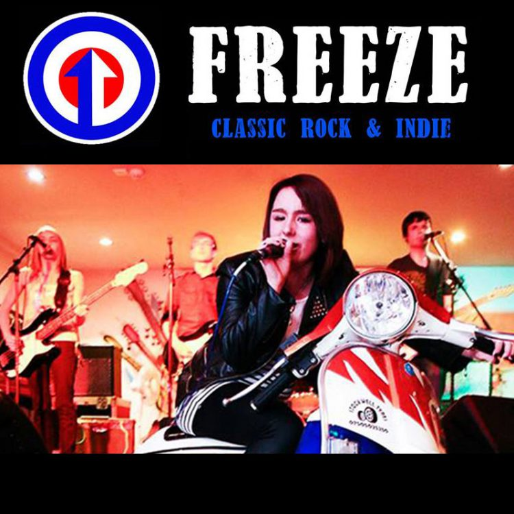 Freeze covers band