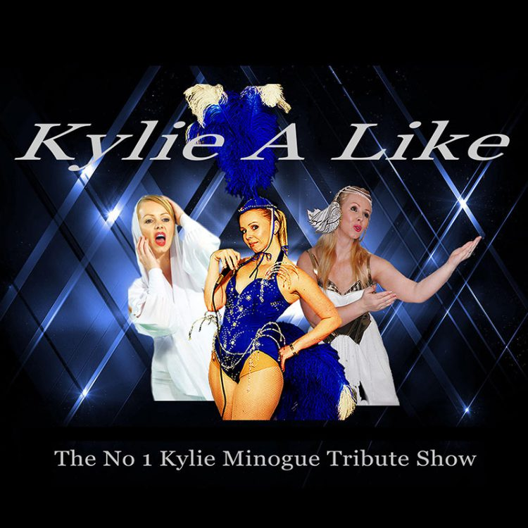 Kylie Minogue tribute - Suzy Hopwood