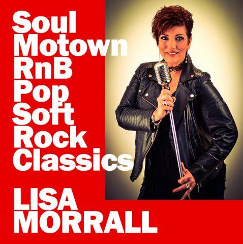 Lisa Morrall - female solo vocalist