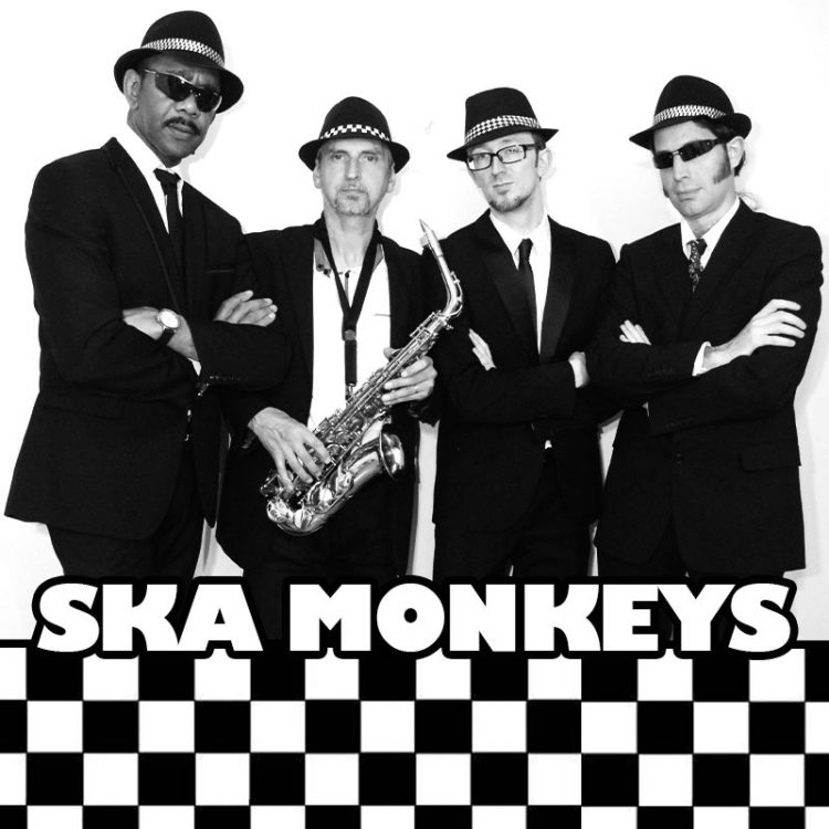 Ska Monkeys