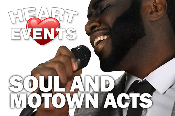 Soul and Motown singers and bands for hire. Soul singers Birmingham Midlands