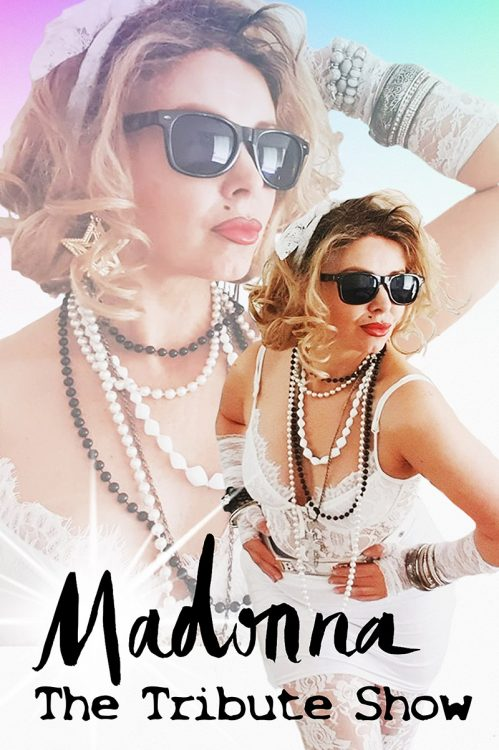 Madonna tribute by Suzy Hopwood