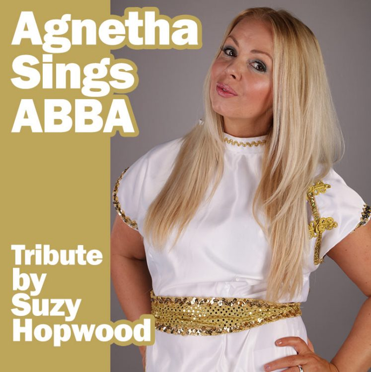 Abba solo tribute by Suzy Hopwood