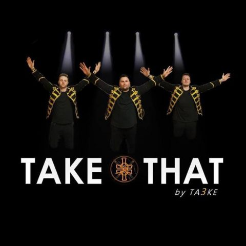 Take That tribute by Ta3ke