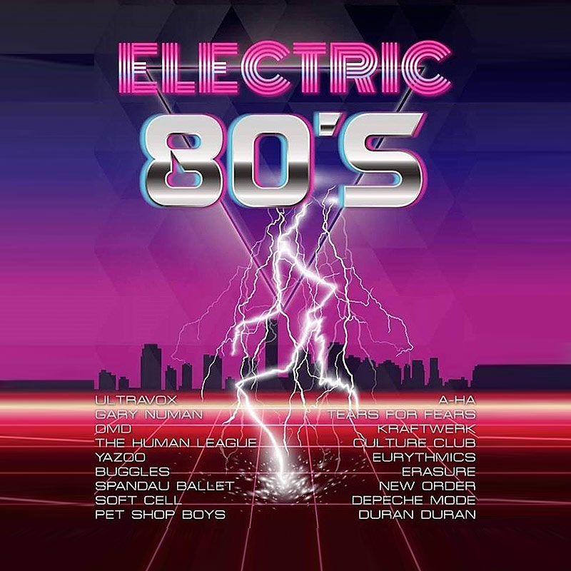 Tony Gold Electric 80s
