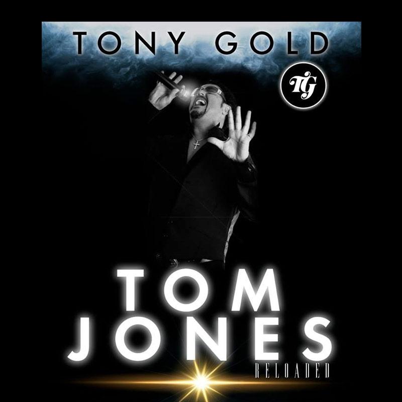 Tom Jones Tribute by Tony Gold - Midlands