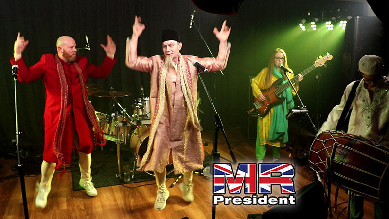 Mr President - 80s Multi-Tribute Entertainers - Duo