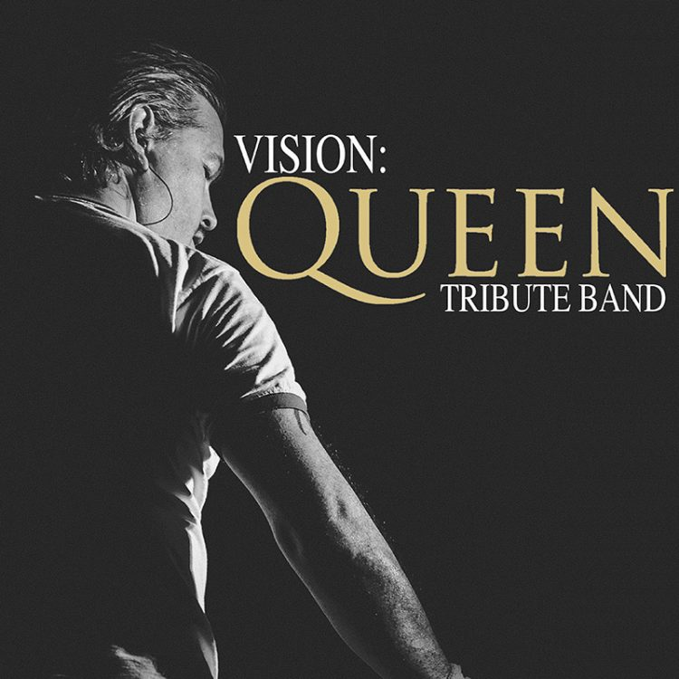 Queen tribute band - Vision Adrian Marx