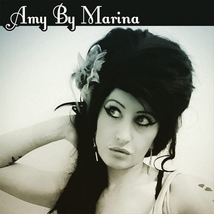 Amy Winehouse Tribute by Marina C