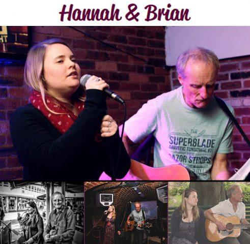 Hannah and Brian - Acoustic Duo