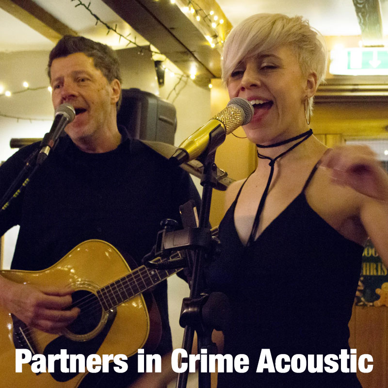 Partners in Crime Acoustic