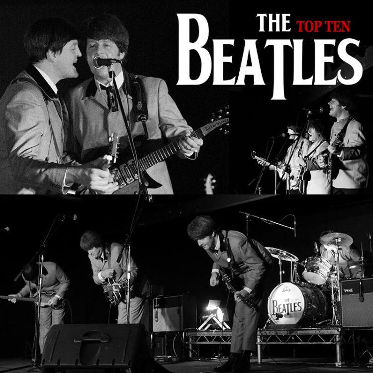 The Top Ten Beatles