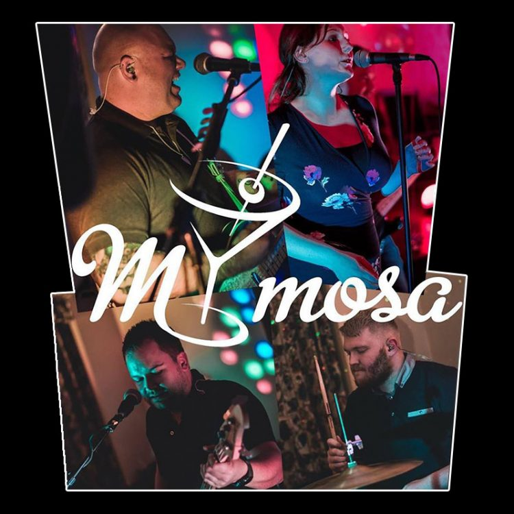 Mimosa - Party band