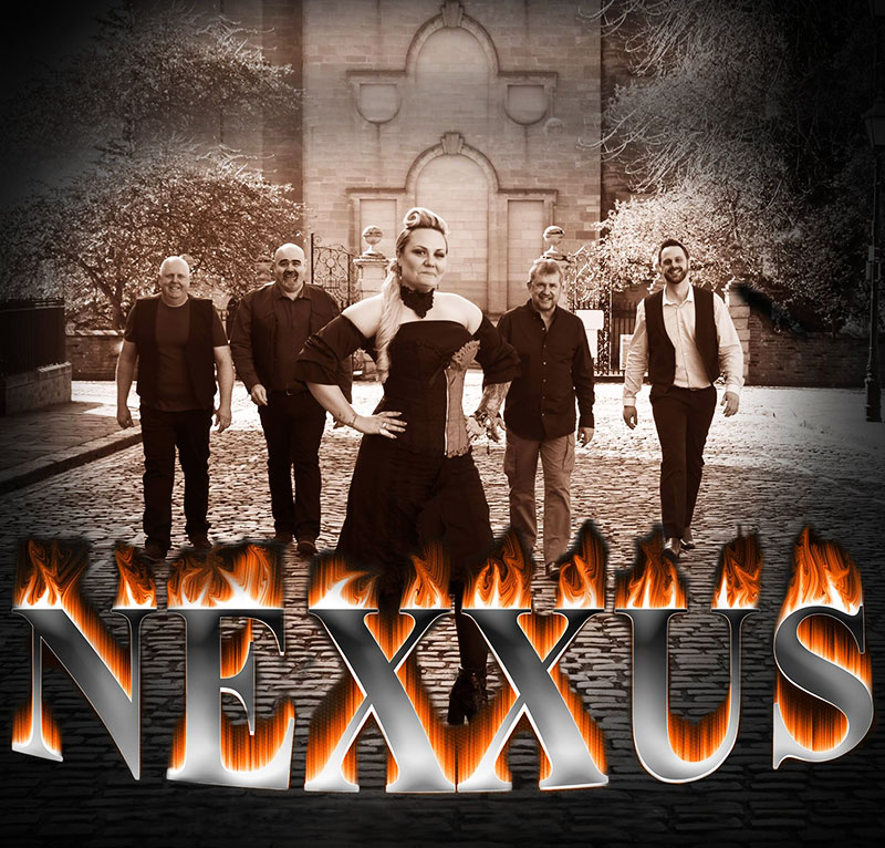 Nexxus covers band Midlands
