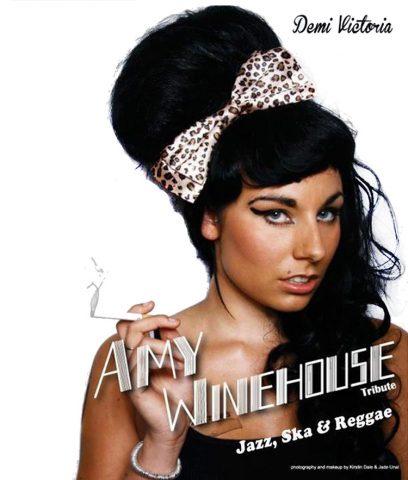 Amy Winehouse Tribute by Demi Victoria