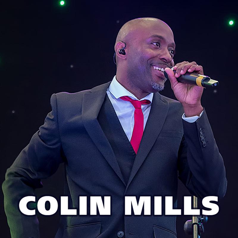 Colin Mills – solo vocalist