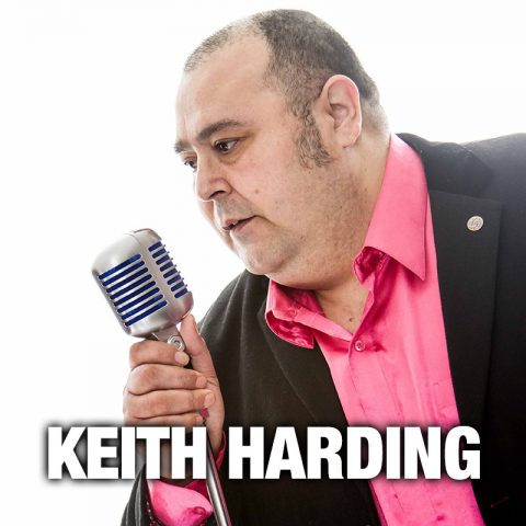 Keith Harding – Solo Vocalist