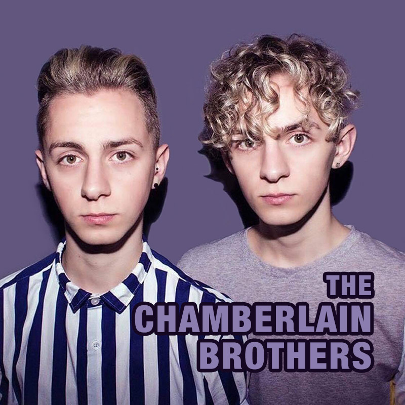 The Chamberlain Brothers