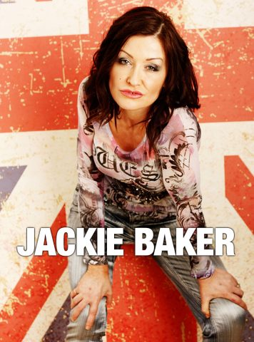 Jackie Baker - female solo vocalist