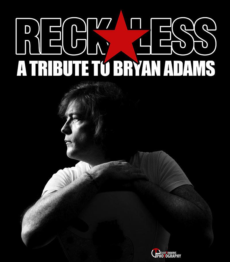 Bryan Adams tribute – RECKLESS  | Midlands UK