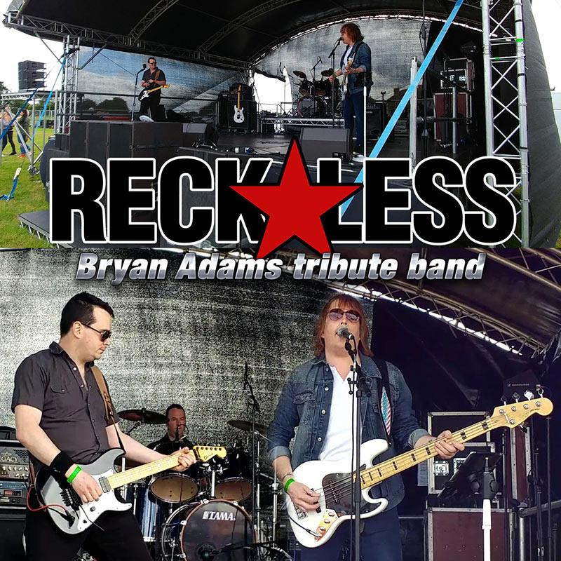Bryan Adams tribute band - RECKLESS