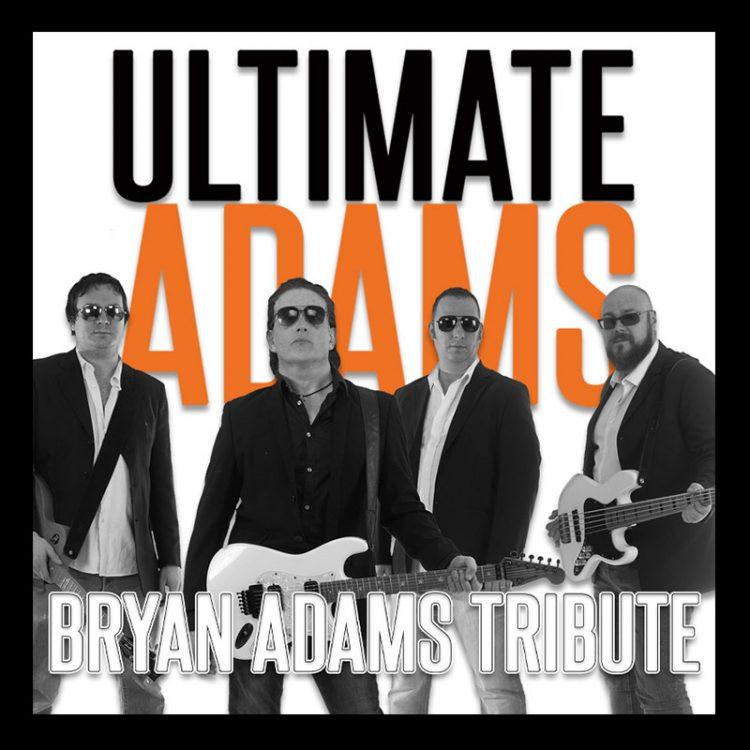 Bryan Adams tribute - Ultimate Adams
