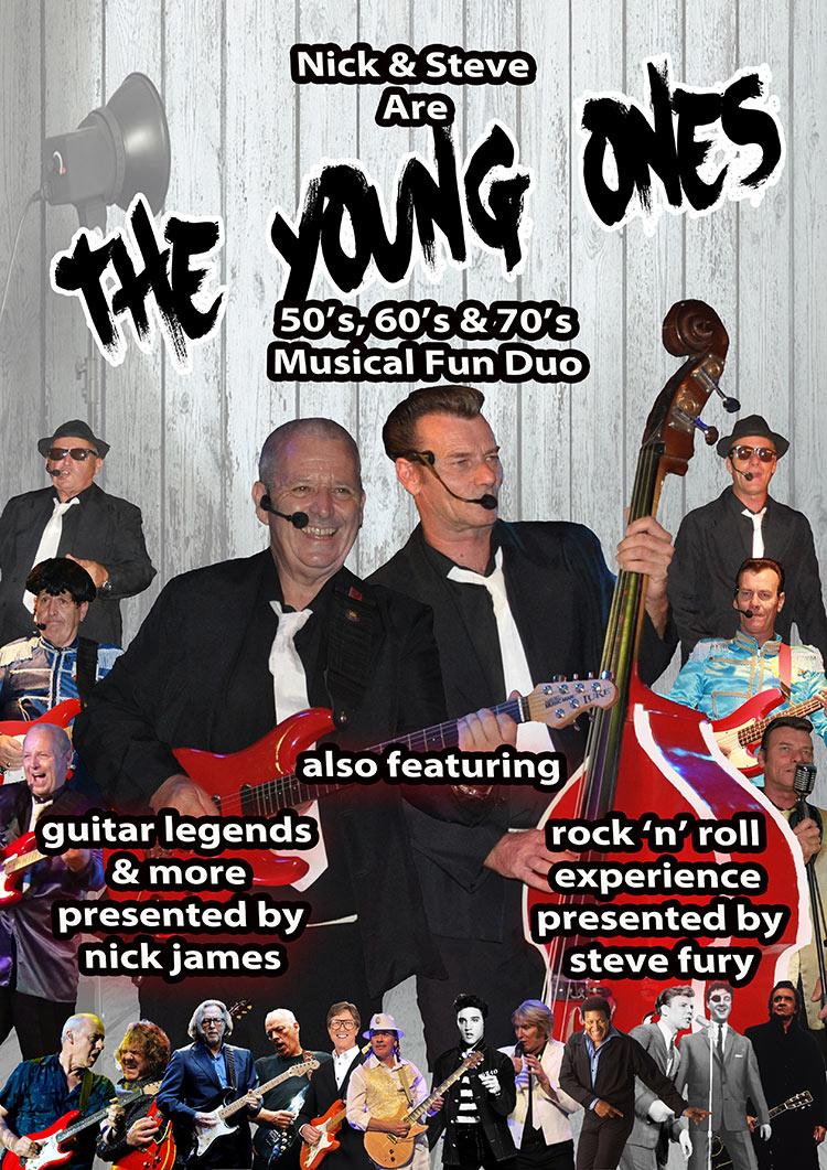 The Young Ones - Duo