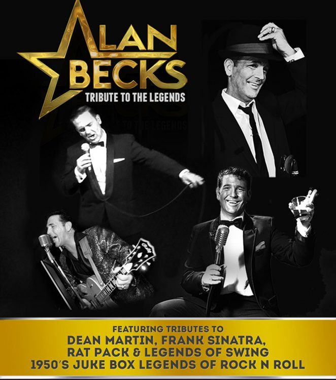Alan Becks - Tribute To The Legends