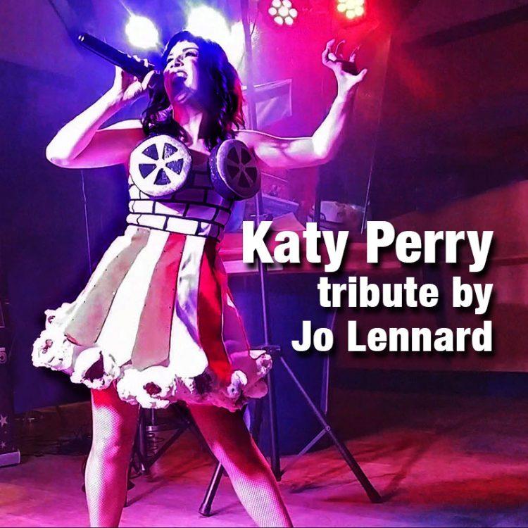 Katy Perry tribute by Jo Lennard Birmingham Midlands