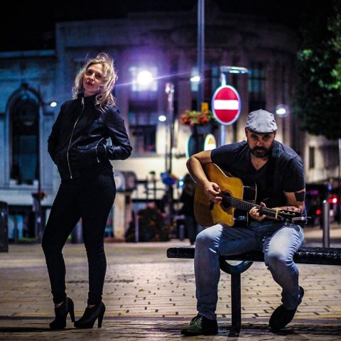 Laura and Martin - acoustic duo