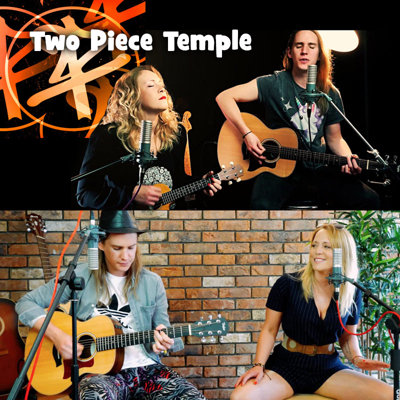 Two Piece Temple - acoustic duo