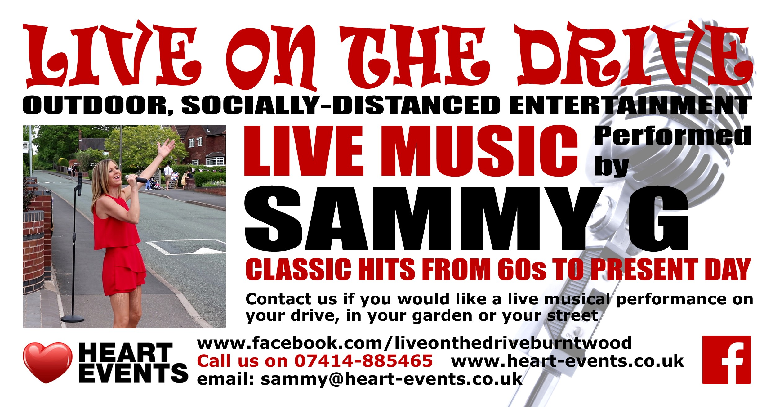 Live On The Drive with Sammy G