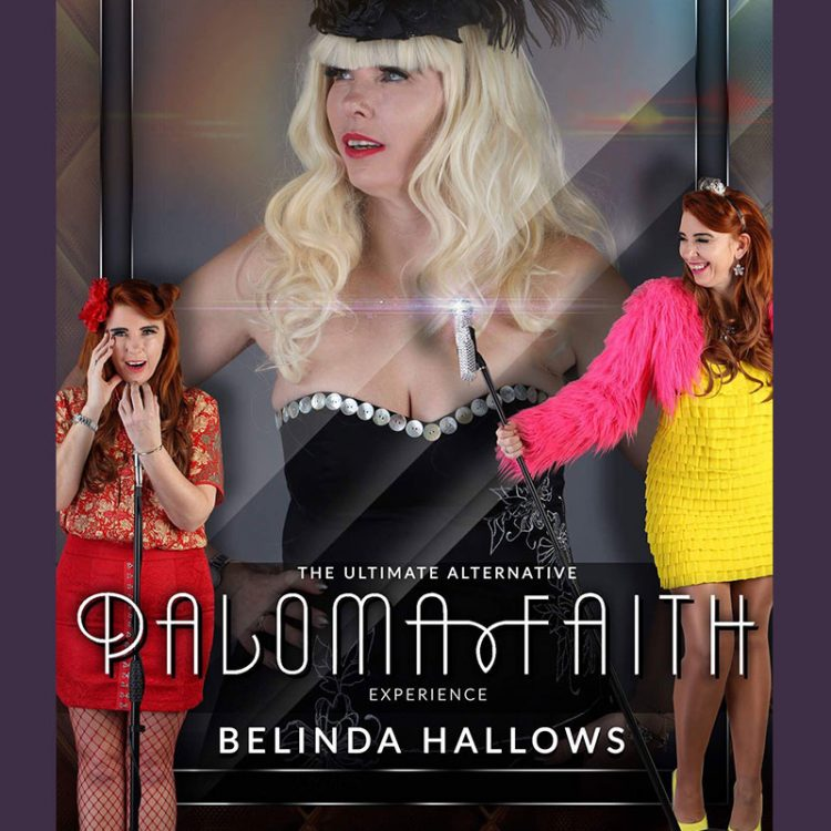Paloma Faith tribute - Belinda Hallows
