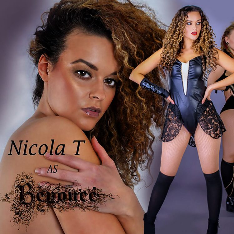 Beyonce tribute by Nicola T