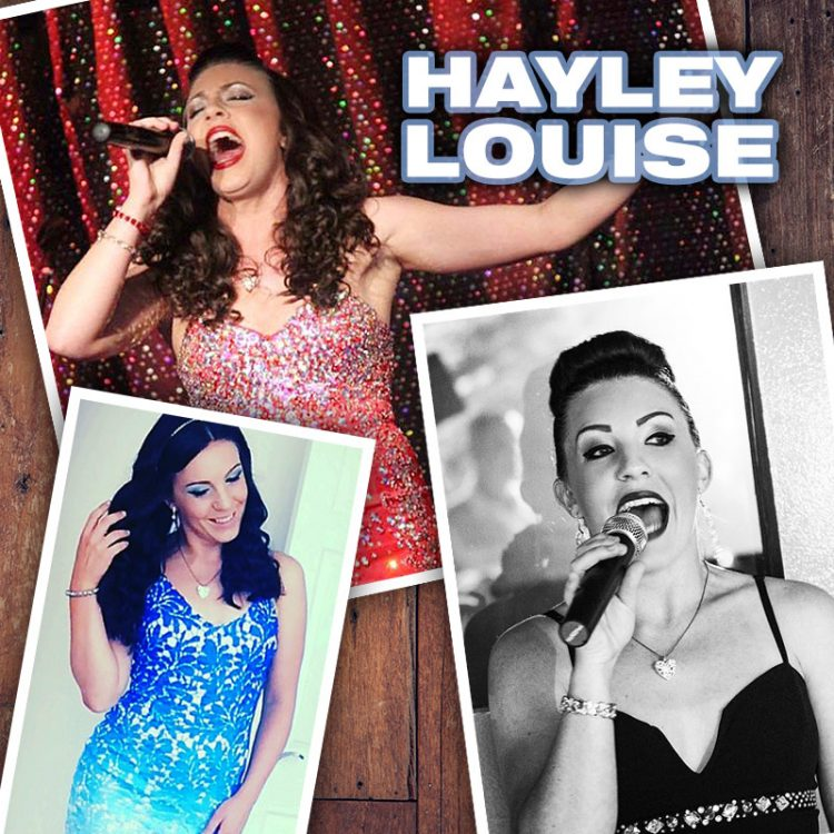 Hayley Louise Moore - solo vocalist