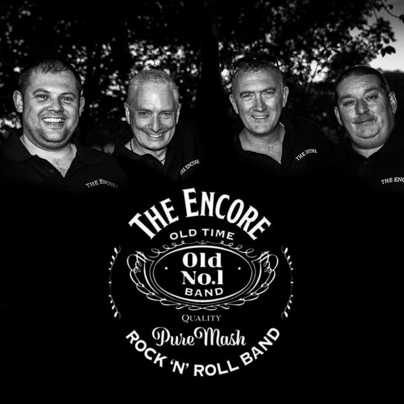 The Encore, which is a 5 piece professional Rock n Roll covers band, are ready to entertain at any venue big or small.