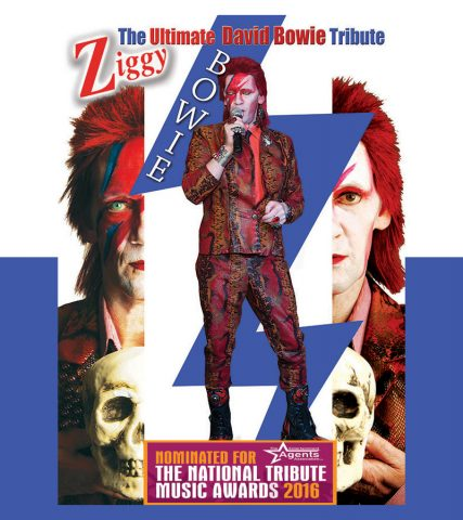 Ziggy - The Ultimate David Bowie/Glam Rock Tribute