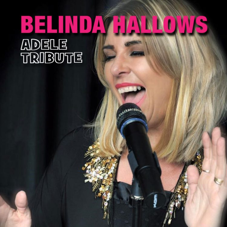 Adele tribute - Belinda Hallows