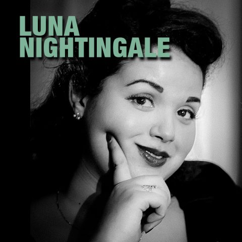 Luna Nightingale - female solo vocalist