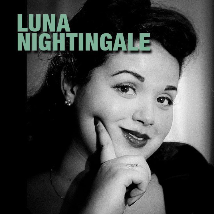 Luna Nightingale - female solo vocalist