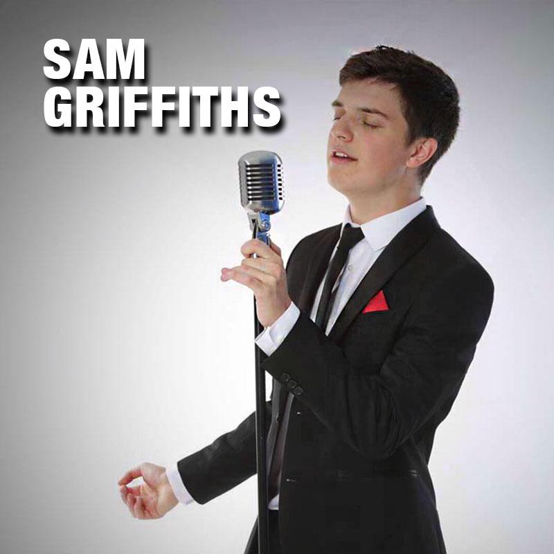 Sam Griffiths - swing singer