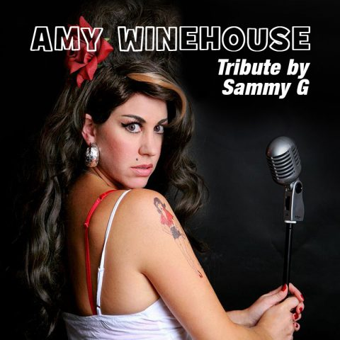 Amy Winehouse tribute by Sammy G