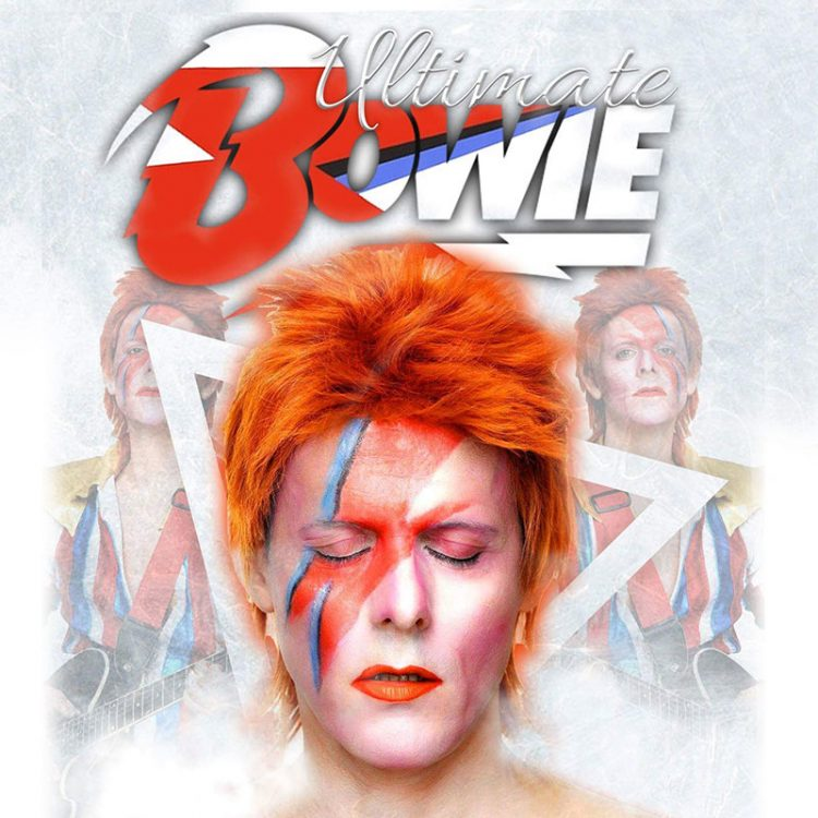 David Bowie tribute by Paul Tayler