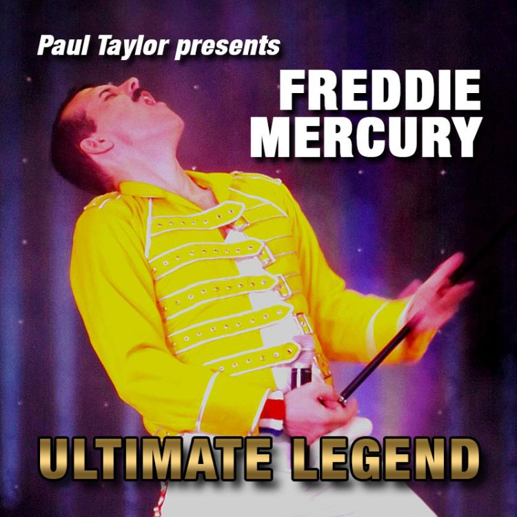 Freddie Mercury tribute by Paul Tayler