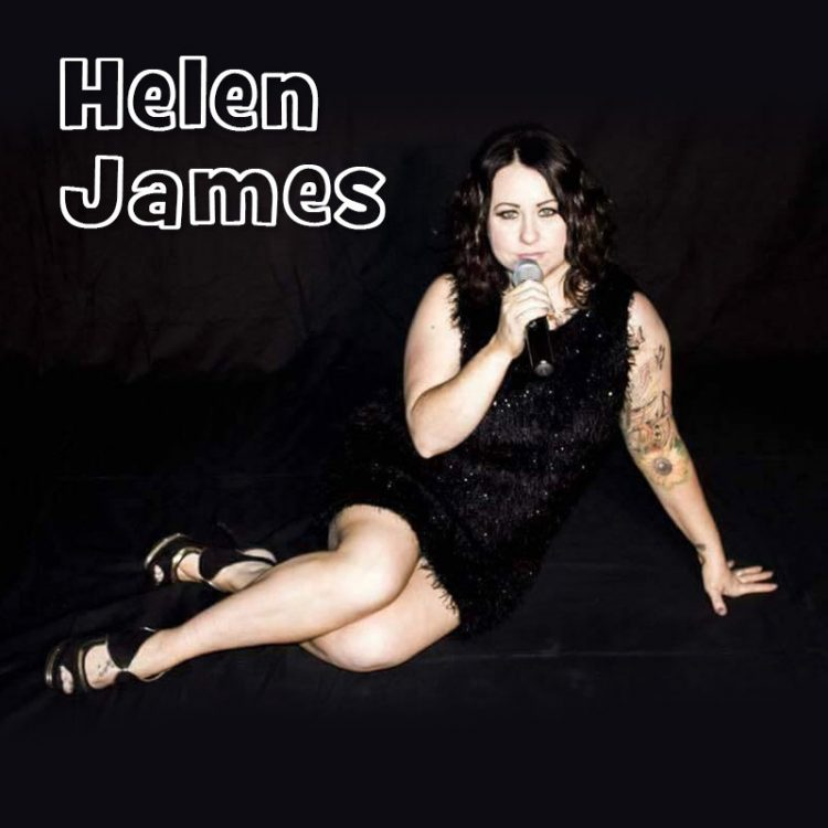 Helen James - female solo vocalist