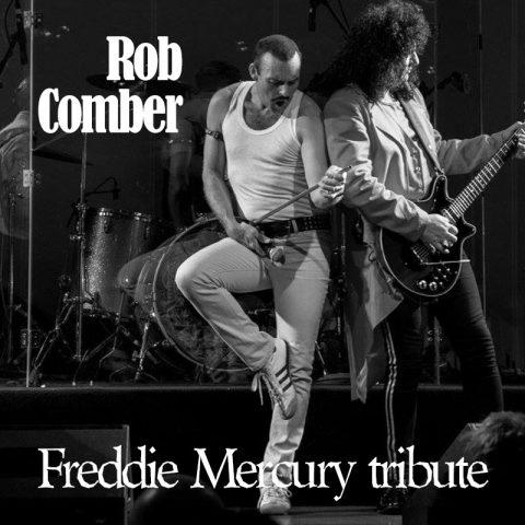 Rob Comber - Freddie Mercury tribute