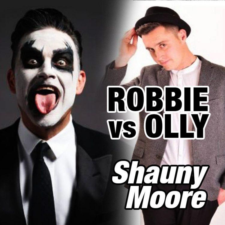 Shauny Moore - Robbie vs Olly