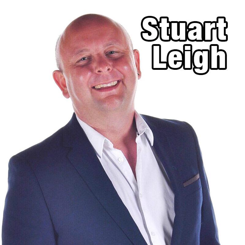 Stuart Leigh – Solo Vocalist