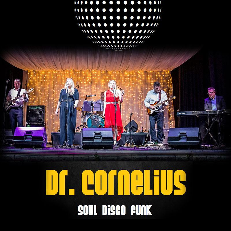 Dr Cornelius - party band