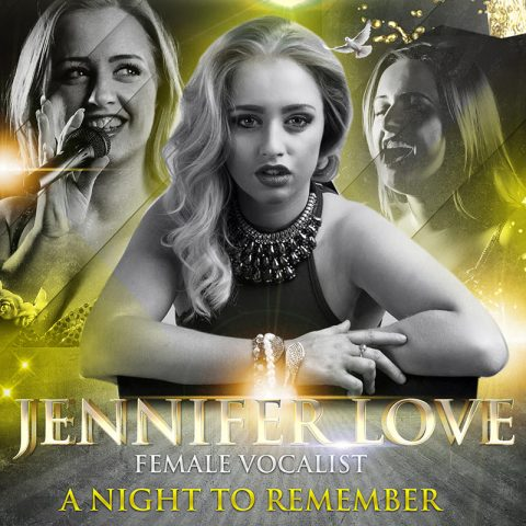 Jennifer Love – female solo vocalist